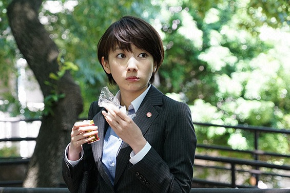 Atypical crime investigator, Hinako Todo