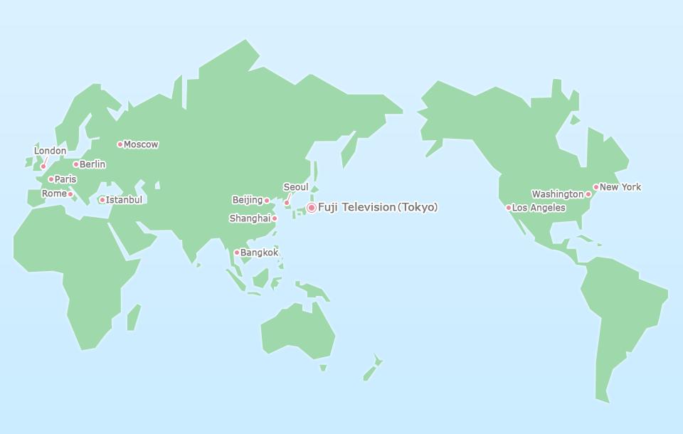 Overseas Offices