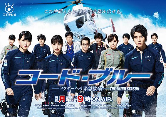 Code Blue – 3rd Season