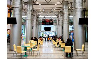 Fuji TV Mall