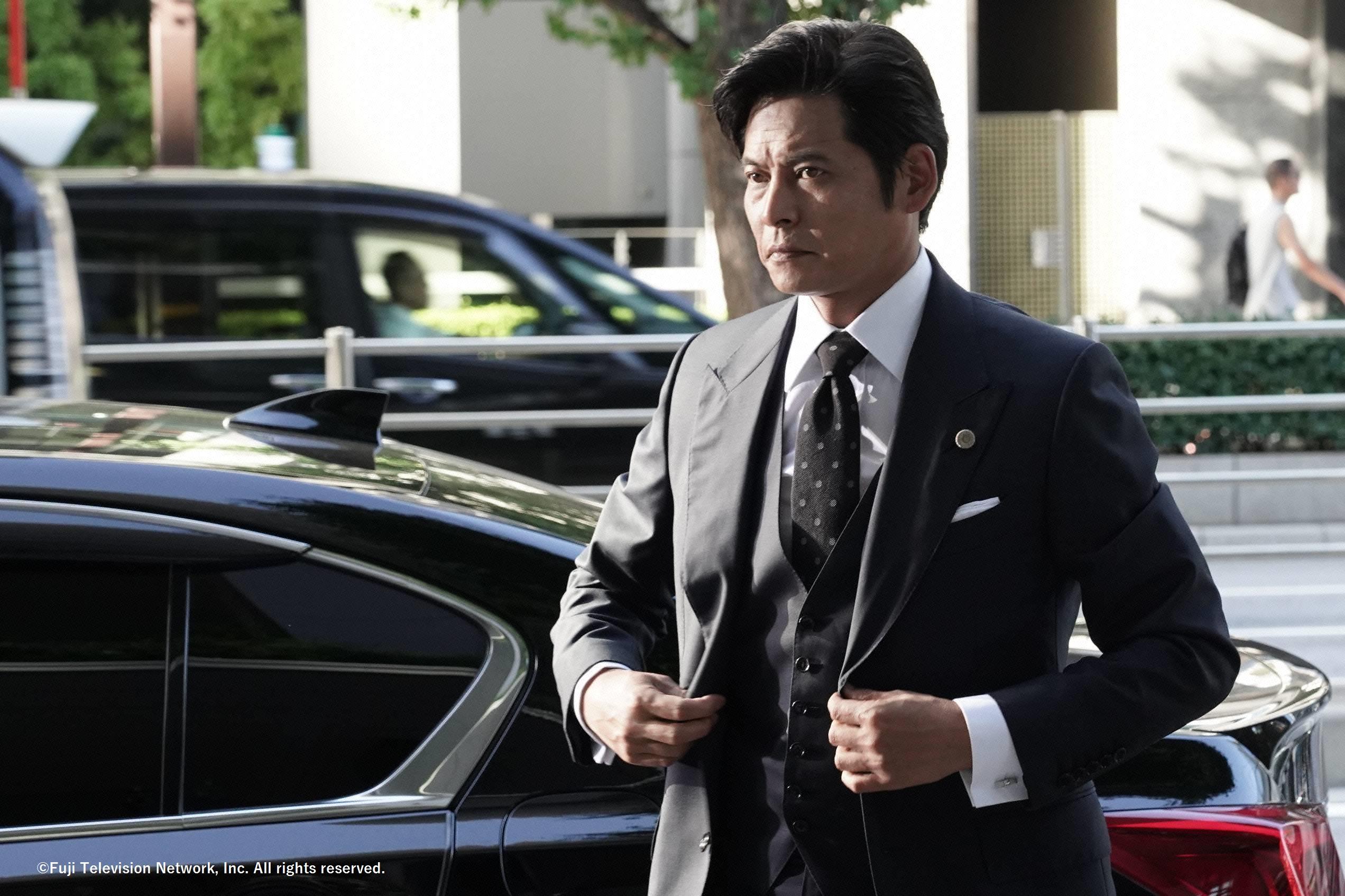 织田裕二&中岛裕翔 独家访谈