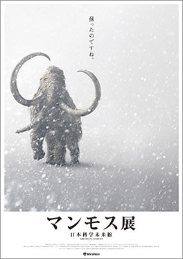 "Special Exhibition ""The Mammoth"""