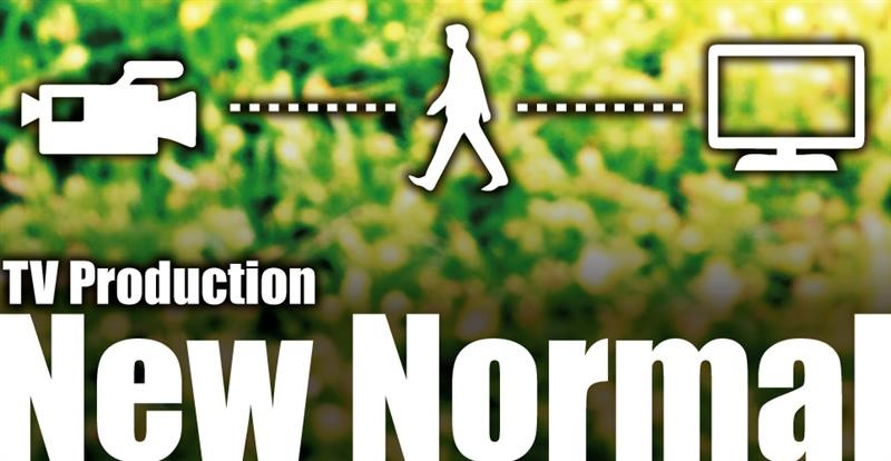 "TV Production ""New Normal""- Brand-new website corner launched!"