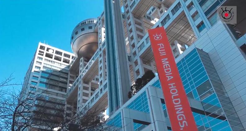 富士电视台将参加2021年香港国际影视展